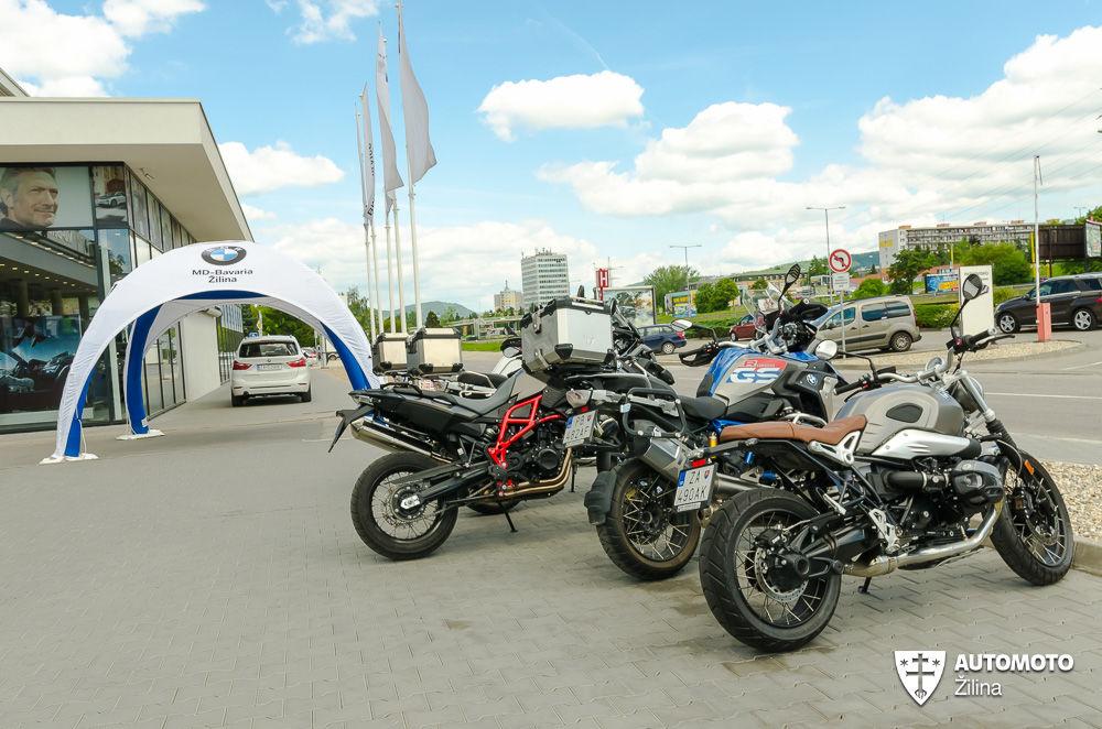 Otvorenie showroomu motocyklov BMW Motorrad v Žiline - MD-Bavaria, foto 31