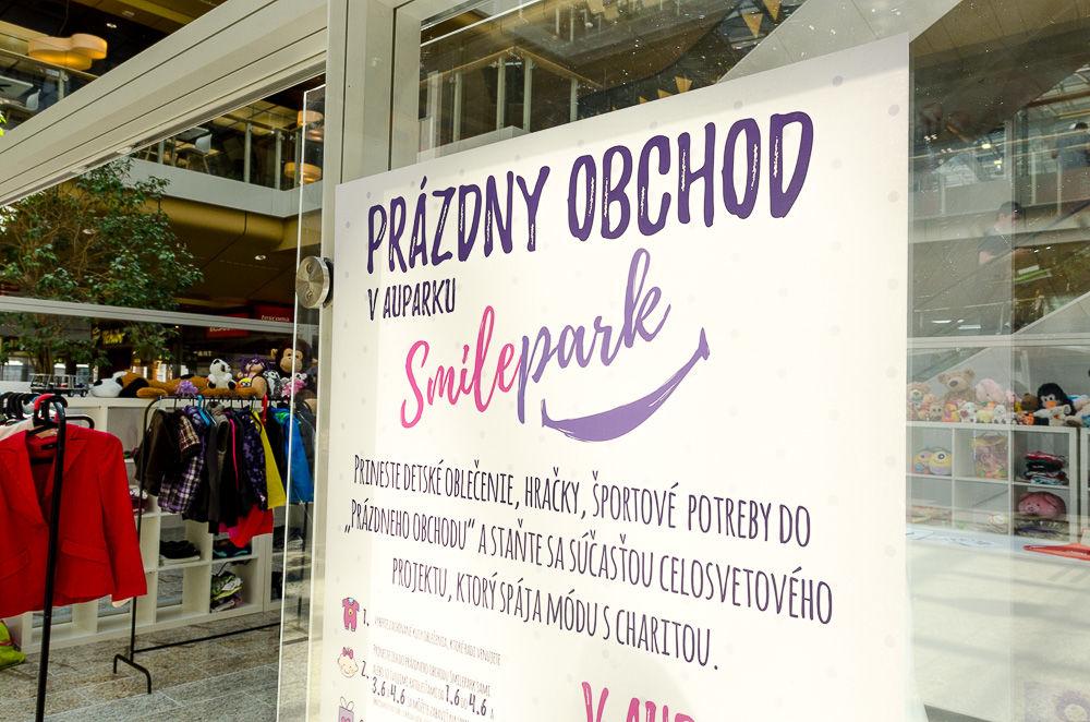 Prázdny obchod v žilinskom Auparku - 01. - 04.06.2017, foto 3