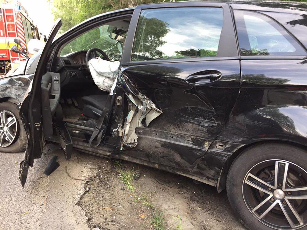 Dopravná nehoda pri Žiline - 28.6.2017, foto 2