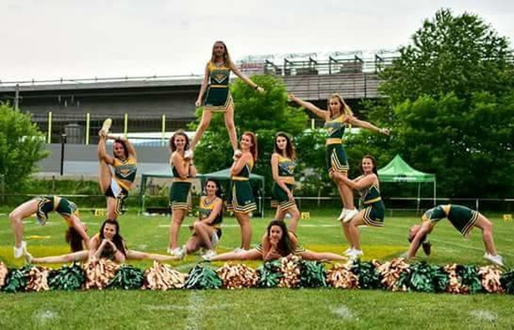 Žilina Warriors Cheerleaders , foto 1