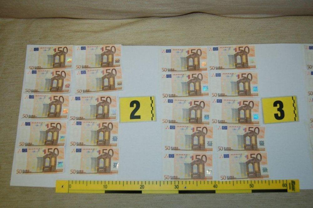 Polícia zaistila falošné 50-eurové bankovky, foto 1