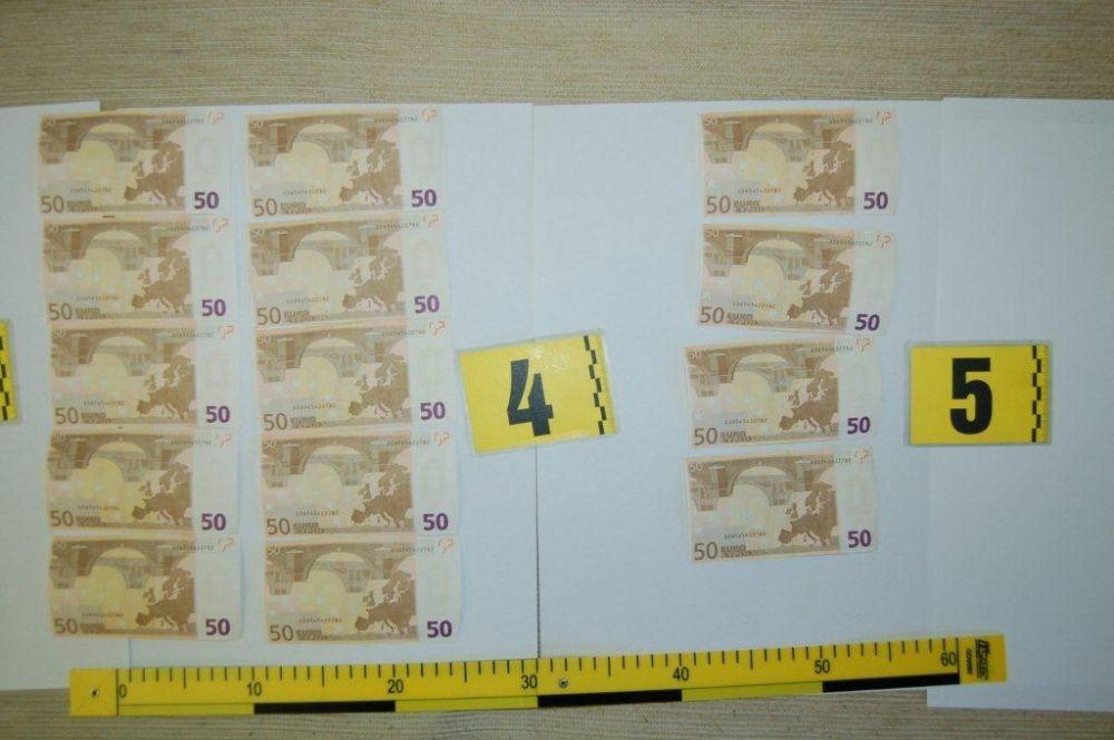 Polícia zaistila falošné 50-eurové bankovky, foto 2