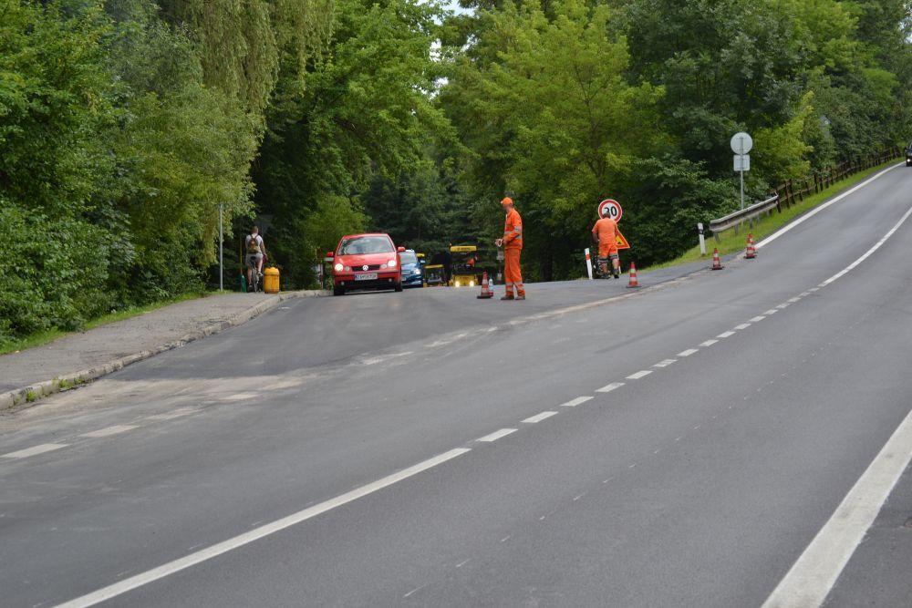 Rekonštrukcia cesty III. triedy v mestskej časti Rosinky, foto 11