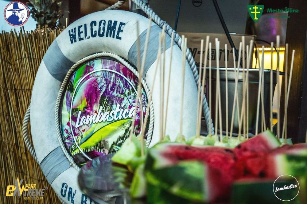 Pozvánka na Lambastica open-air party 2017, foto 1