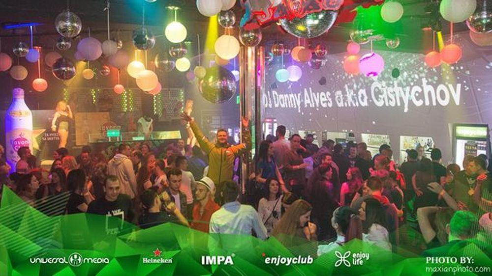 Pozvánka na horúce LATINO v žilinskom enjoyclube, foto 4