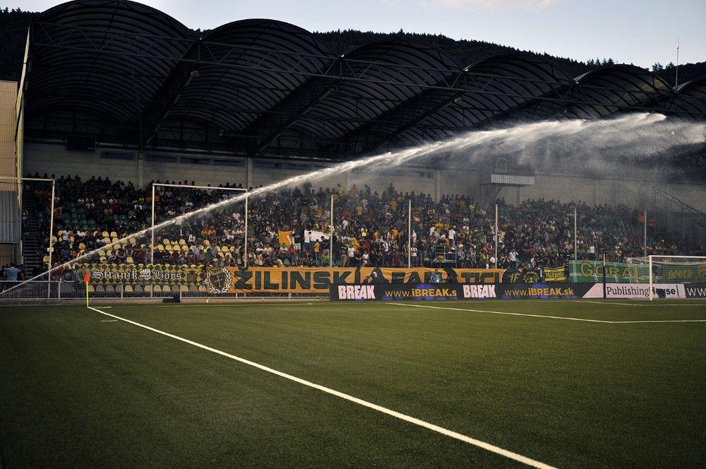 MŠK Žilina - FC Kodaň 2. predkolo - 12. júla 2017, foto 2