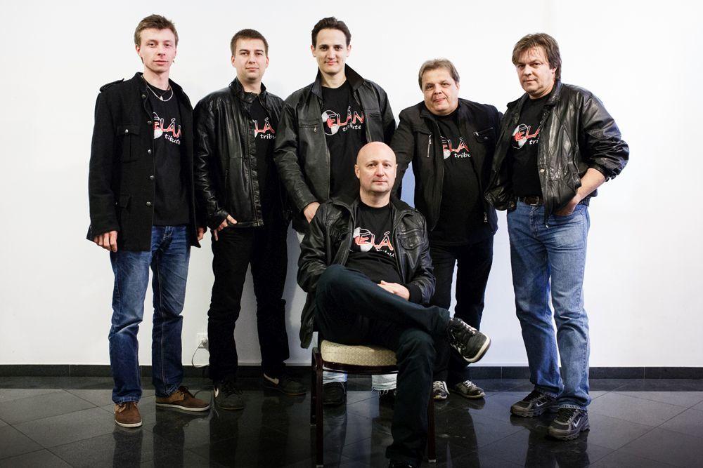 Pozvánka na zraz motorkárov a skupiny Elán Tribute a TEAM REVIVAL v Martine