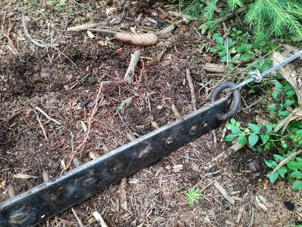 Nebezpečná pasca v Rajeckej doline, foto 2