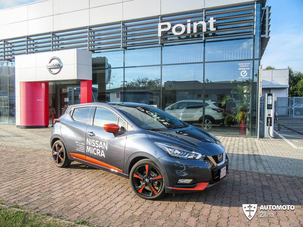 Redakčný test: Nissan Micra, foto 1