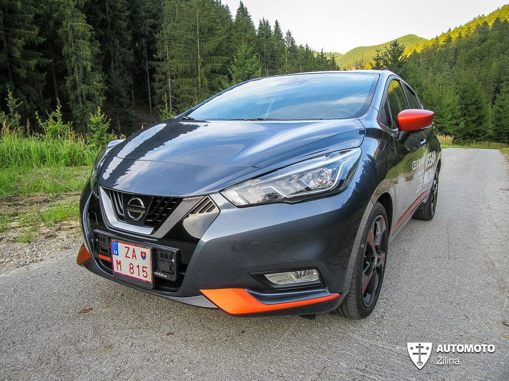 Redakčný test: Nissan Micra, foto 3