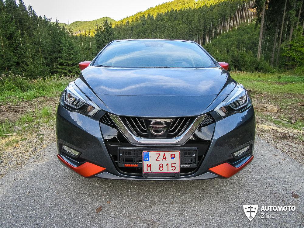 Redakčný test: Nissan Micra, foto 6