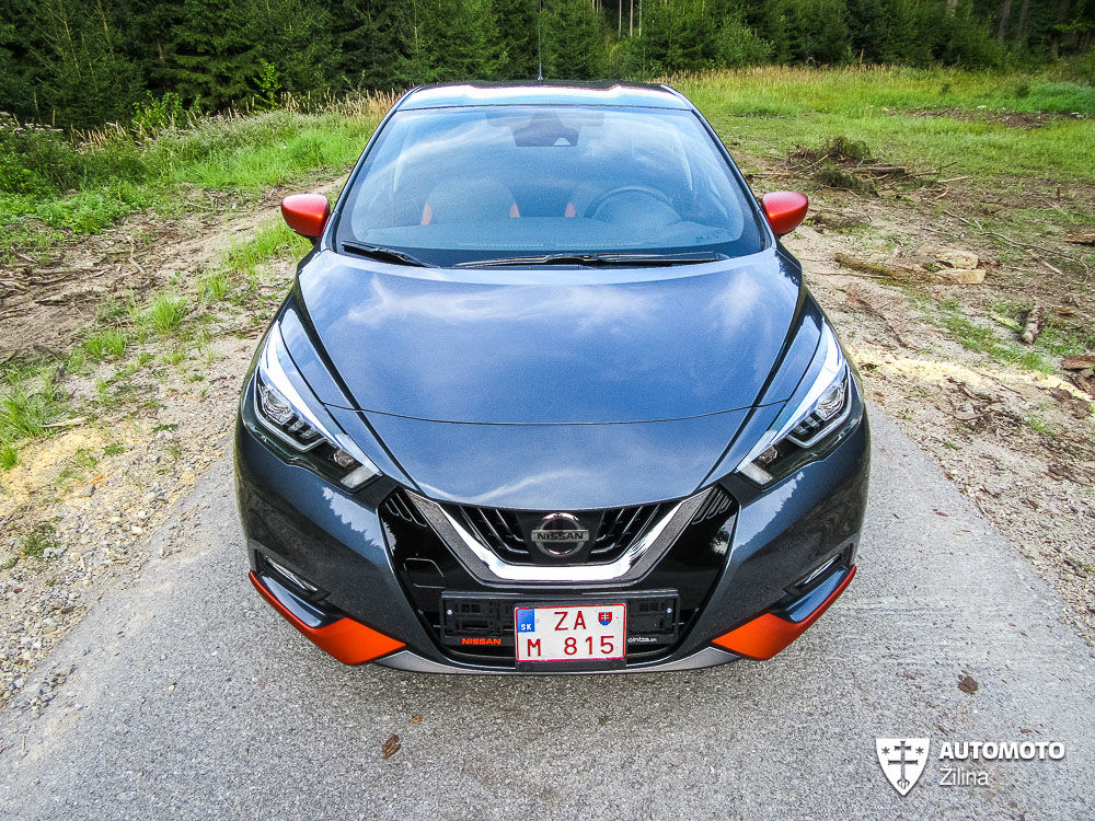 Redakčný test: Nissan Micra, foto 7