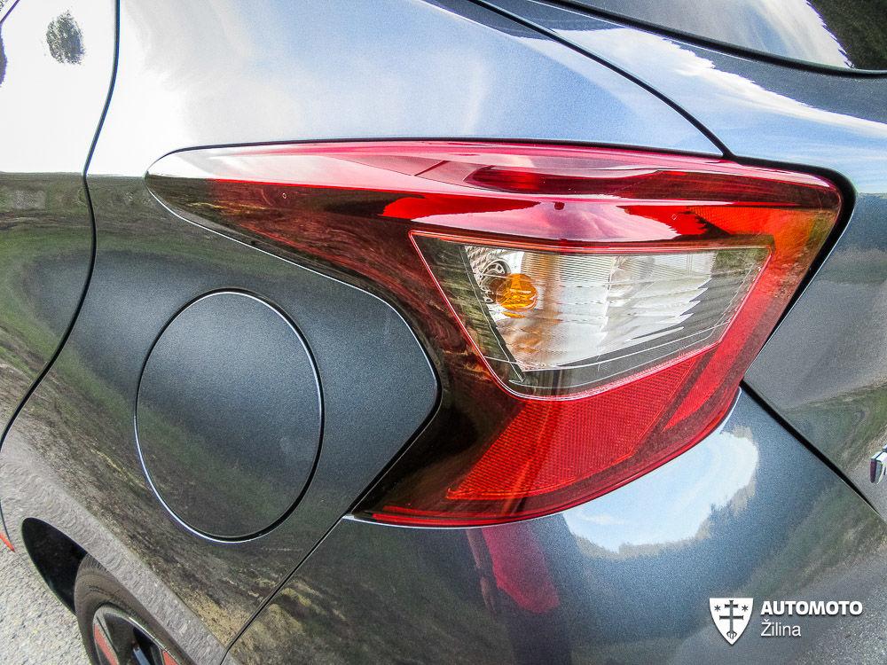 Redakčný test: Nissan Micra, foto 10