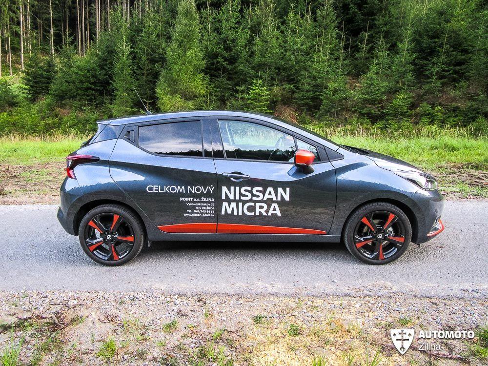 Redakčný test: Nissan Micra, foto 16