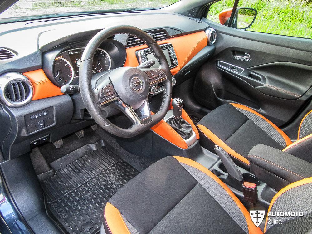 Redakčný test: Nissan Micra, foto 17