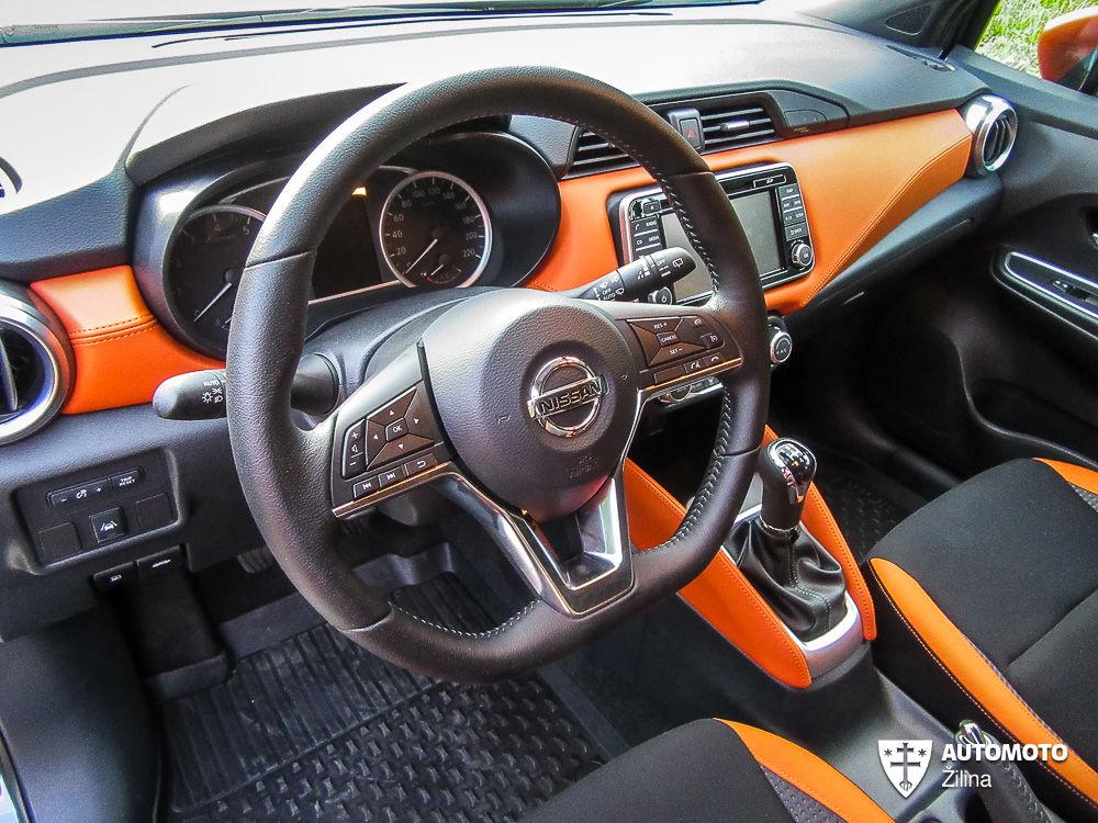 Redakčný test: Nissan Micra, foto 18