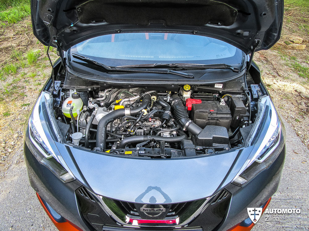 Redakčný test: Nissan Micra, foto 23