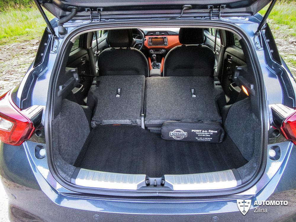 Redakčný test: Nissan Micra, foto 24