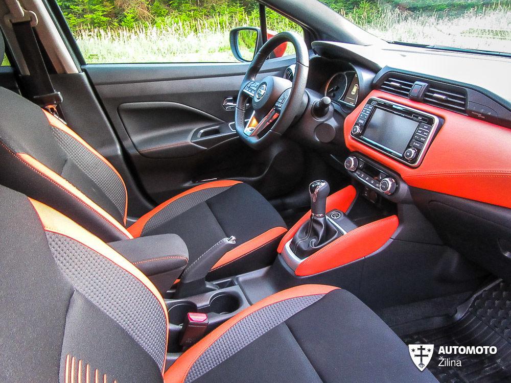 Redakčný test: Nissan Micra, foto 25