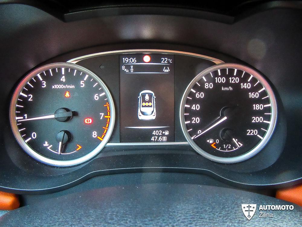 Redakčný test: Nissan Micra, foto 28