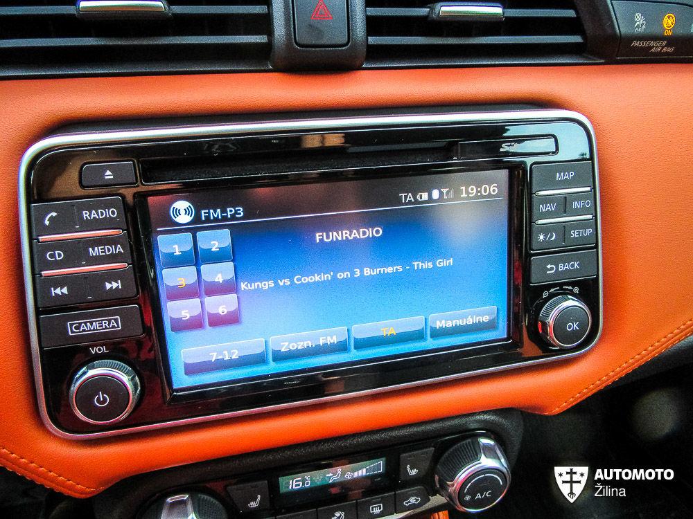 Redakčný test: Nissan Micra, foto 29