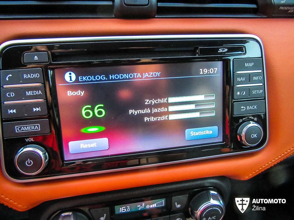Redakčný test: Nissan Micra, foto 33