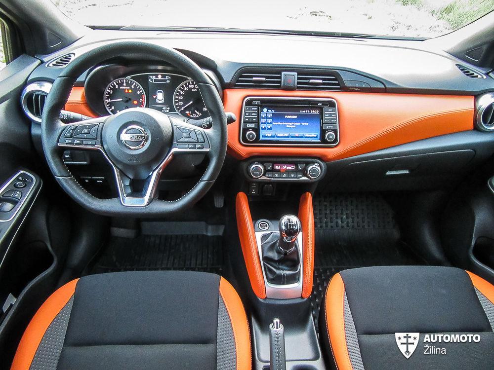 Redakčný test: Nissan Micra, foto 37