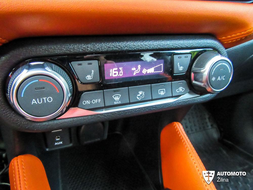 Redakčný test: Nissan Micra, foto 42