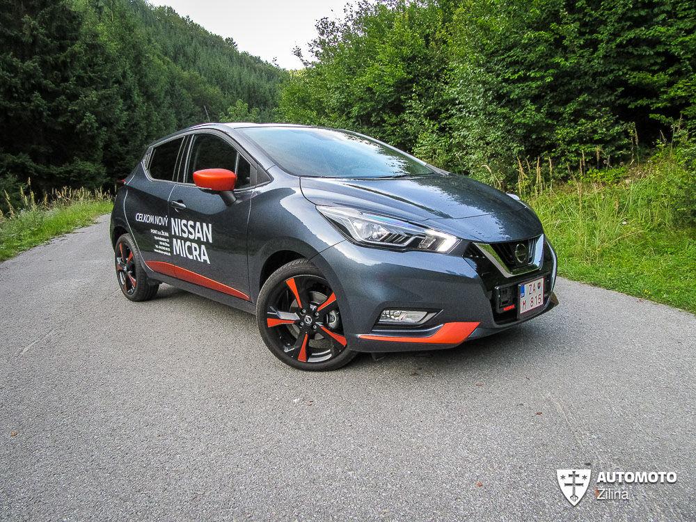 Redakčný test: Nissan Micra, foto 43