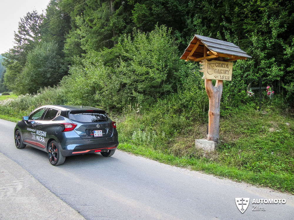 Redakčný test: Nissan Micra, foto 44