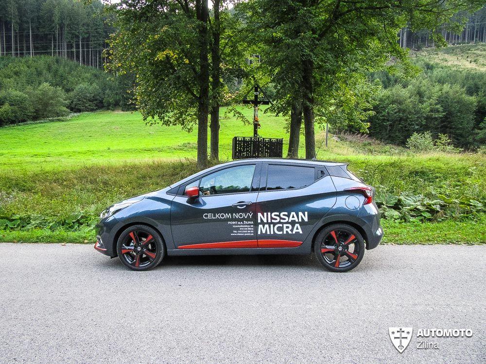 Redakčný test: Nissan Micra, foto 45