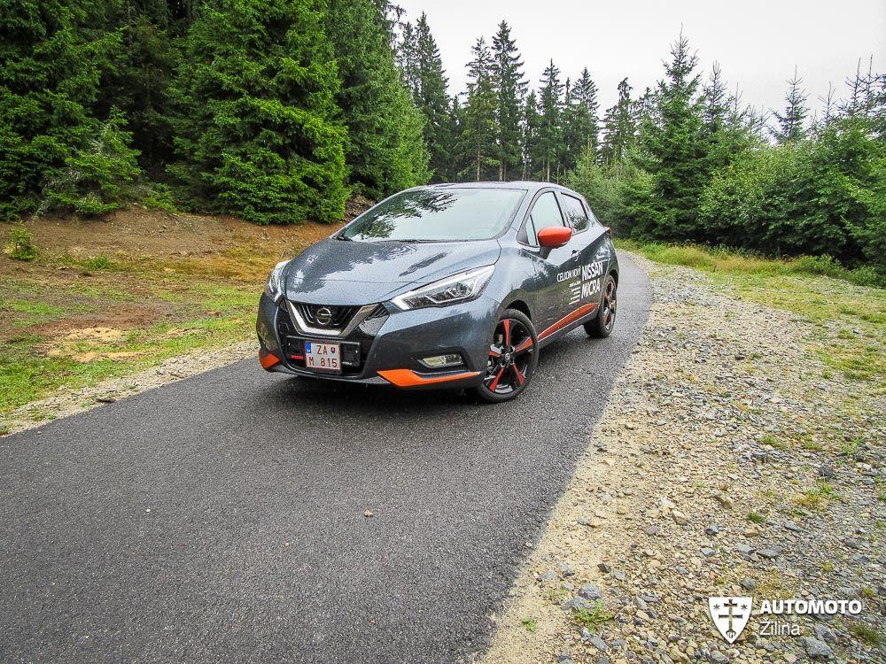 Redakčný test: Nissan Micra, foto 54