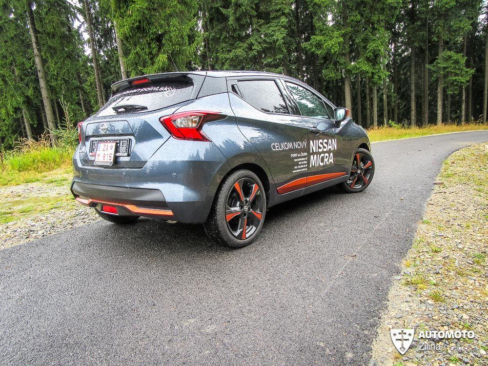 Redakčný test: Nissan Micra, foto 55