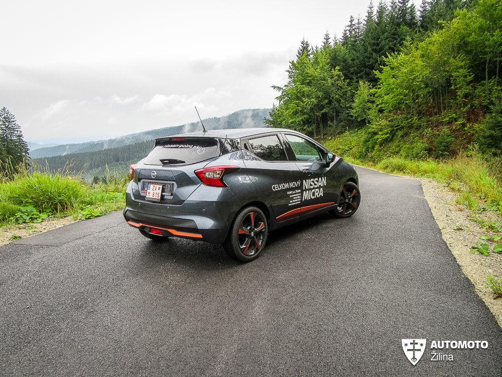Redakčný test: Nissan Micra, foto 56