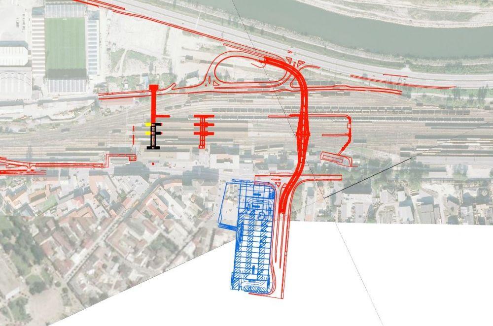 Projektová dokumentácia ŽSR - rekonštrukcia, dostavba a výstavba v uzle Žilina, foto 4