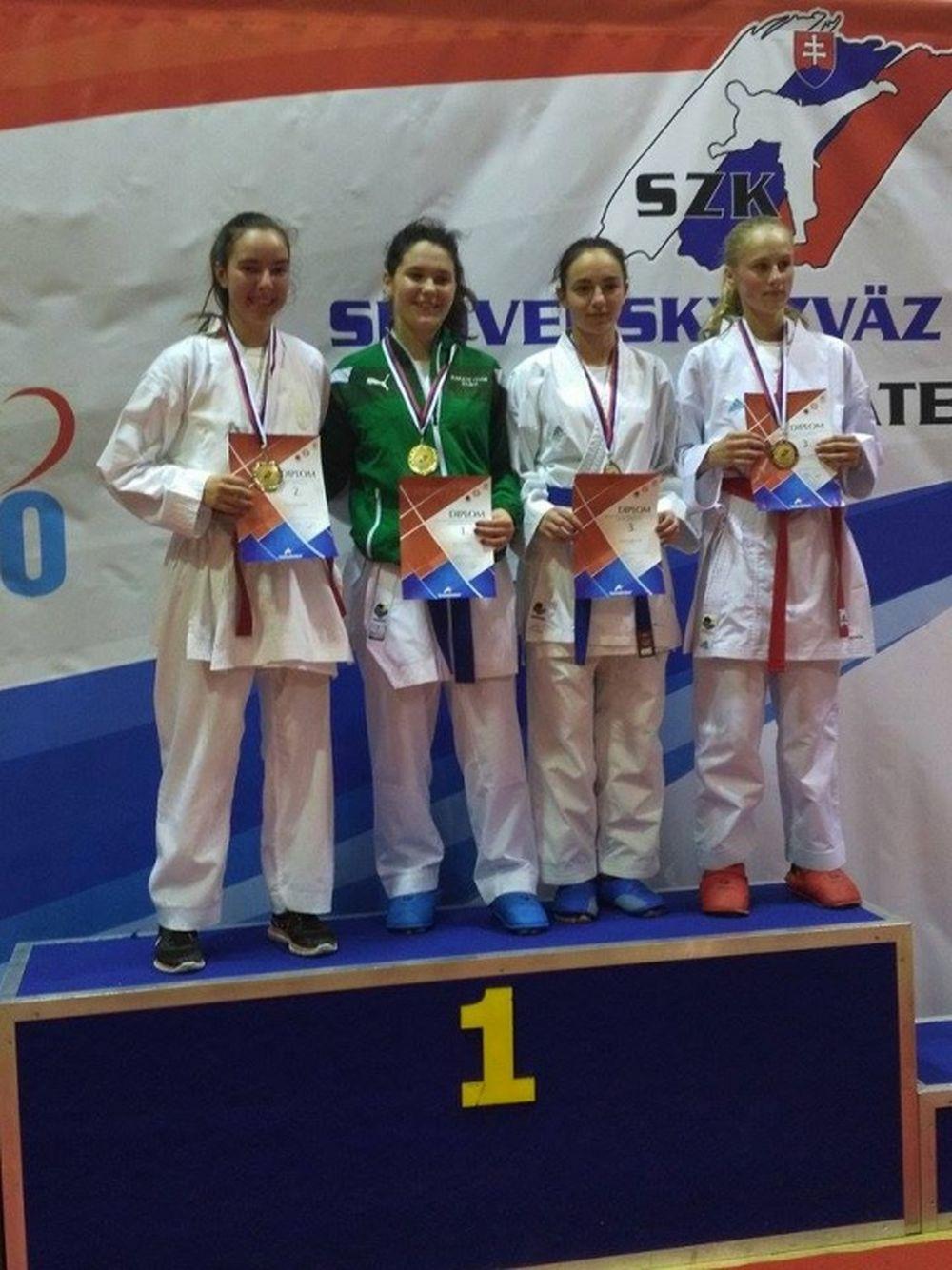 MSR v Karate 2017 v Trnave, foto 1