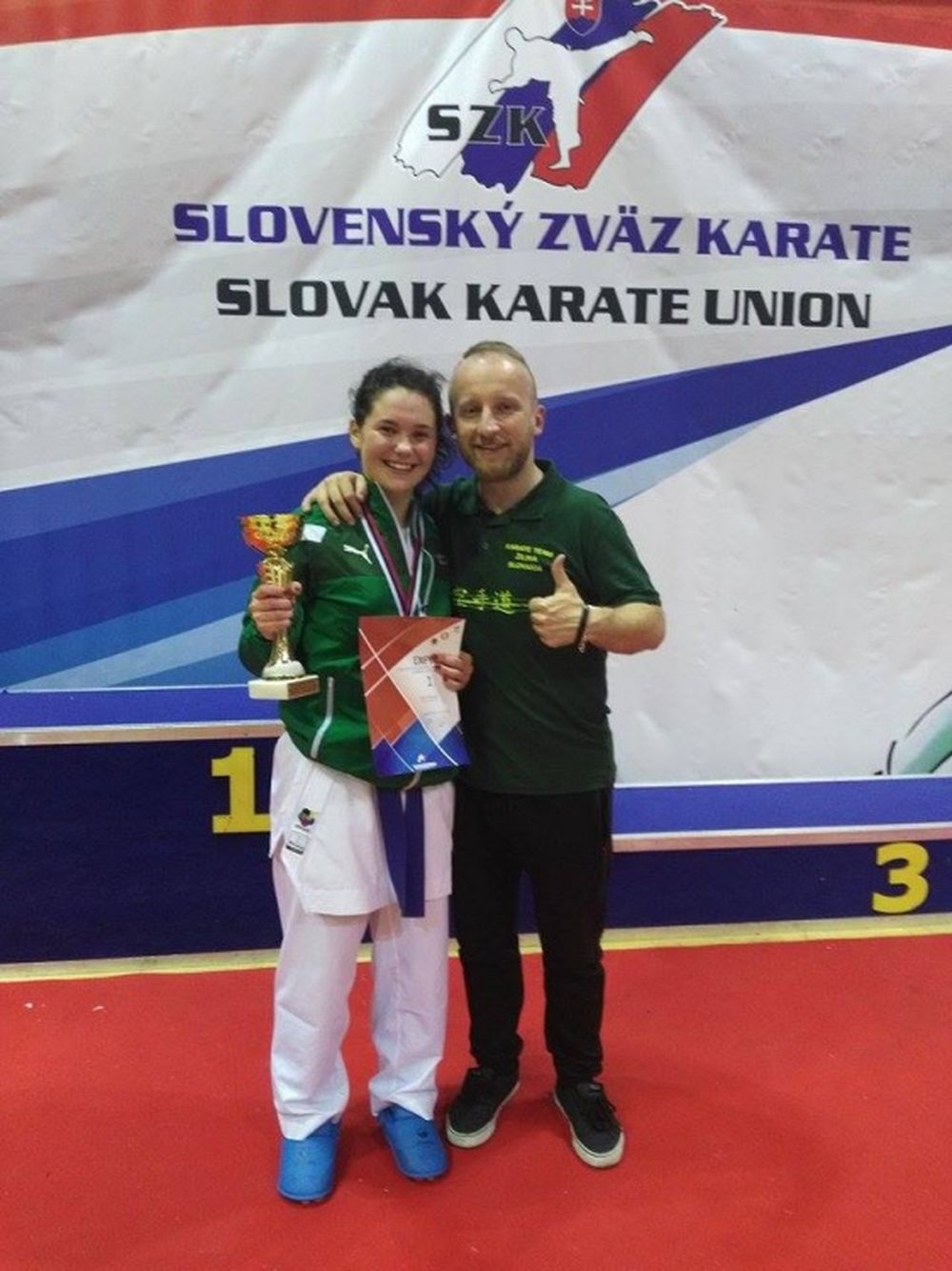 MSR v Karate 2017 v Trnave, foto 2