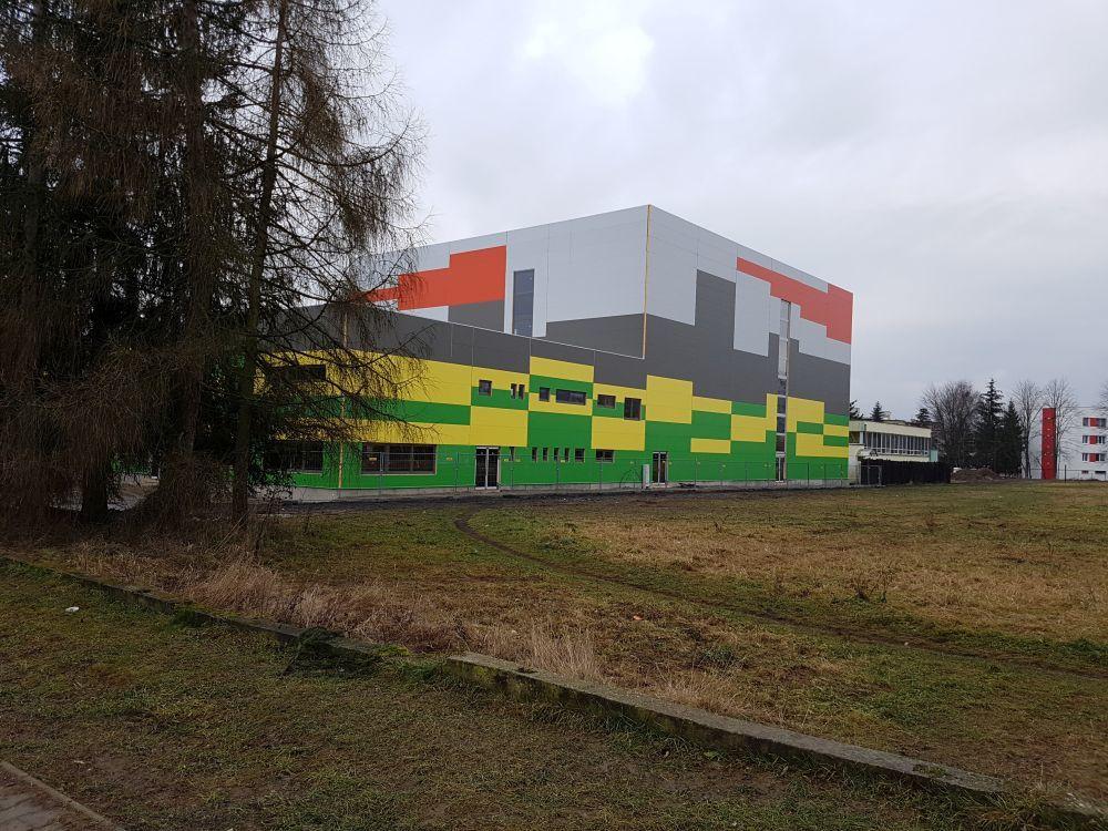 Výstavba projektu Lezecké centrum Žilina  483828e8c92