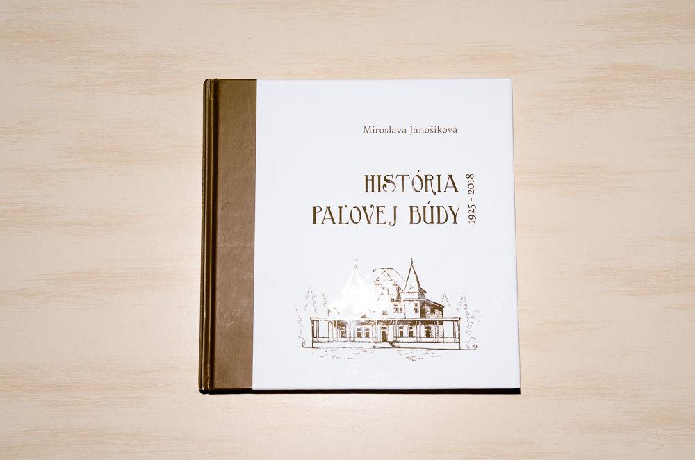Kniha História Paľovej búdy 1925 - 2018, foto 1