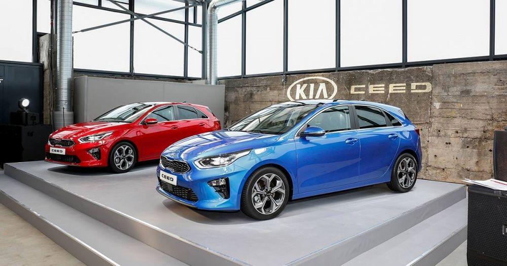 Odhalenie nového modelu Kia Ceed tretej generácie, ktorá sa bude vyrábať v Žiline, foto 1