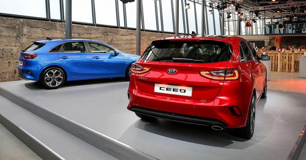 Odhalenie nového modelu Kia Ceed tretej generácie, ktorá sa bude vyrábať v Žiline, foto 2