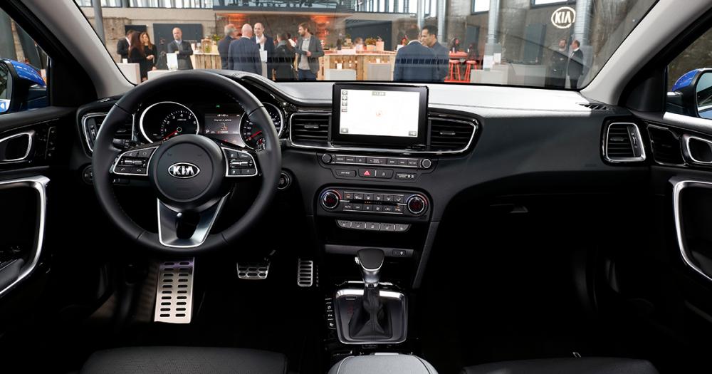 Odhalenie nového modelu Kia Ceed tretej generácie, ktorá sa bude vyrábať v Žiline, foto 3