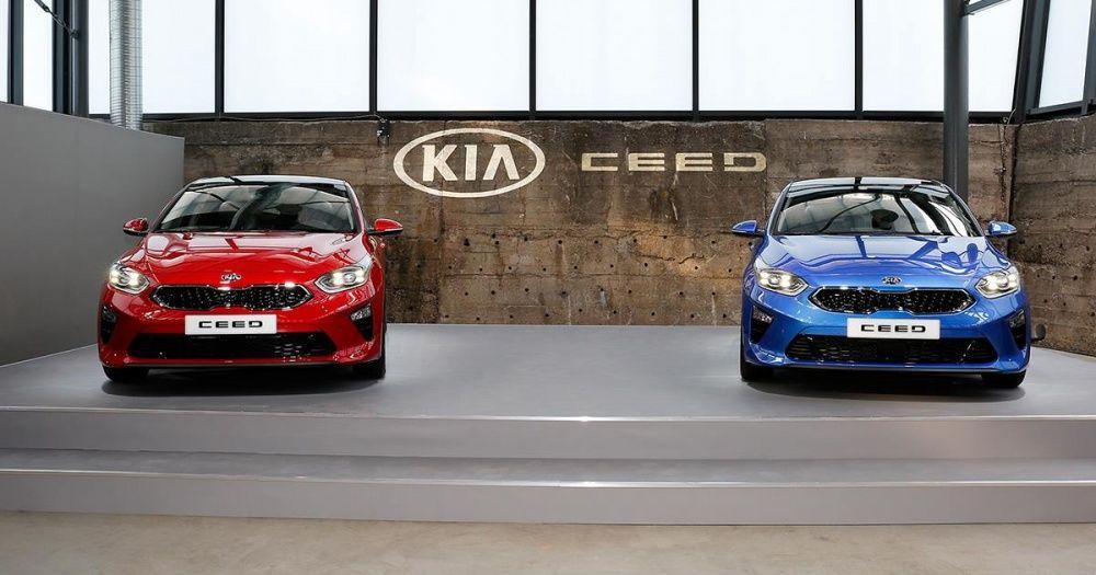 Odhalenie nového modelu Kia Ceed tretej generácie, ktorá sa bude vyrábať v Žiline, foto 4