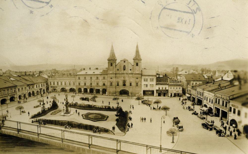 Historické fotografie mesta - 41.časť, foto 1