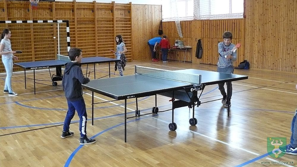 Stolnotenisoví hráči z STK Jánošík v Terchovej ukončili sezónu 2017/2018 turnajmi na domácej pôde, foto 1