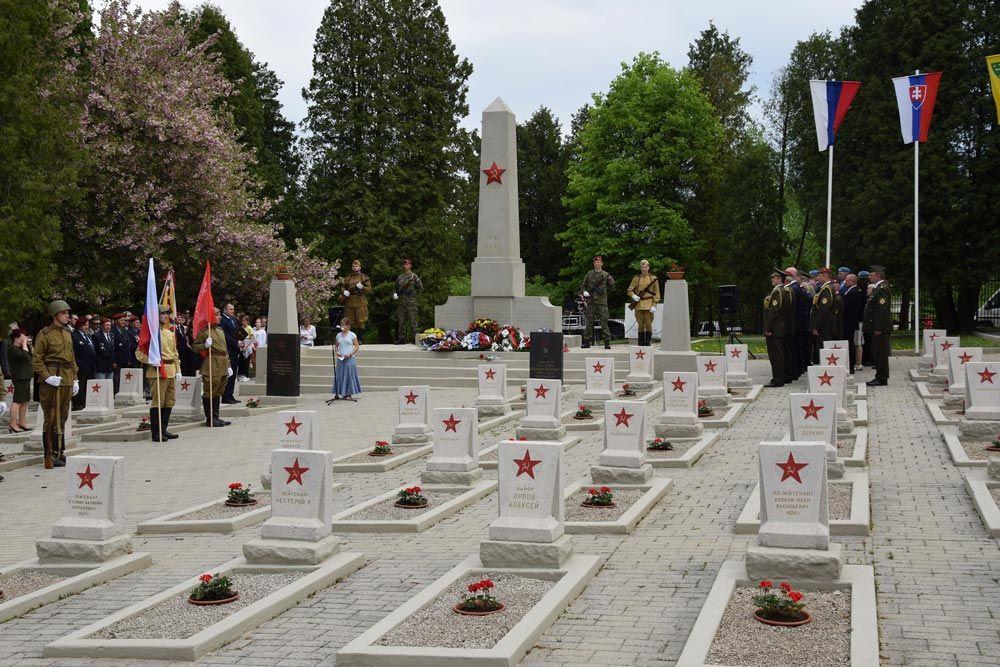 Výročie oslobodenia Žiliny z 30. apríla 1945, foto 2