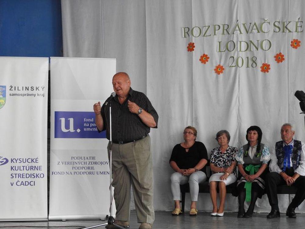 21. ročník súťažnej prehliadky Rozprávačské Lodno prilákal 37 účastníkov, foto 3