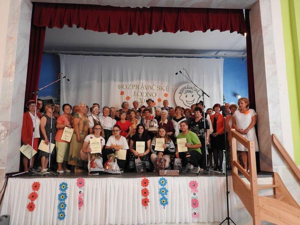 21. ročník súťažnej prehliadky Rozprávačské Lodno prilákal 37 účastníkov, foto 4