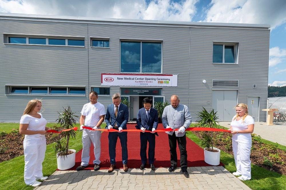 Zdravotné stredisko Kia Motors Slovakia , foto 5