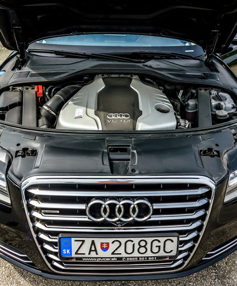 Luxusné Audi A8 Long na predaj - Žilinský samosprávny kraj, foto 3